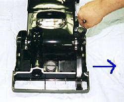 Vacuum Cleaner Belt Replacement On All Eureka Victory Models
